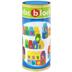 Ekta ABC Blocks Canister