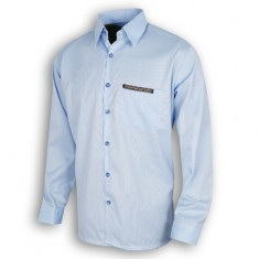 Sky Blue Full Sleeve Shirt