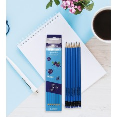 SCENTED PENCILS- BLUEBERRY (BOYS )