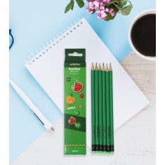 SCENTED PENCILS- GREEN APPLE (UNISEX)