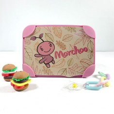 Eco Friendly Lunch Box - Girls