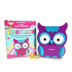 OWL PIGGY BANK(Unisex)