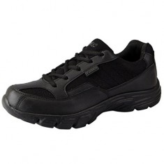 Bata Men Black School Shoes