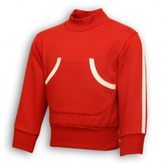 Red Sweat Shirt