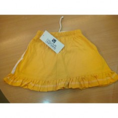 ARDEE SKIRT SPT YELLOW