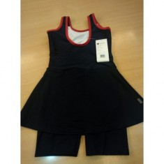ARDEE SWIM FROCK WITH CAP