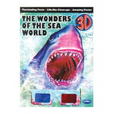 Navneet The wonder of The Sea World -3D Book