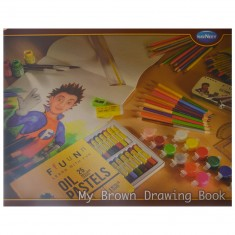 Navneet drawing book