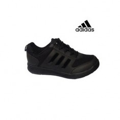 Adidas Black Laces Shoes