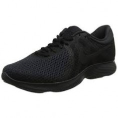 NIKE REVOLUTION 4 US SIZE  (LACES) BLACK