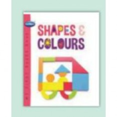 SHAPES&COLORS Board Book