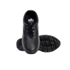 Jasch Derby PVC Shoe - Black