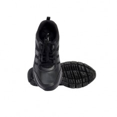 Wind Walker Derby Black Shoe