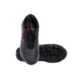 Vokstar Derby Shoe Black
