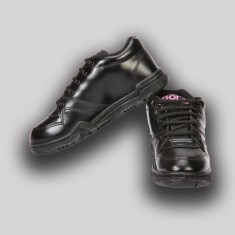 Gola Black Laces School Shoe