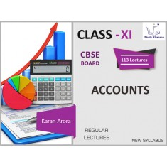 Accounts XI Class (CBSE Board)Pendrive/USB