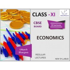Economics XI Class (CBSE Board)SD Card