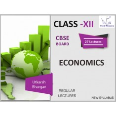 Economics XII Class (CBSE Board)SD Card