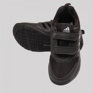 Adidas Black Velcro Shoe