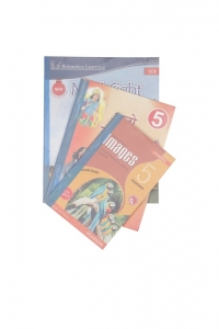 Class 5 French Bookset