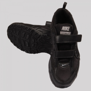 Nike Black Velcro Shoe