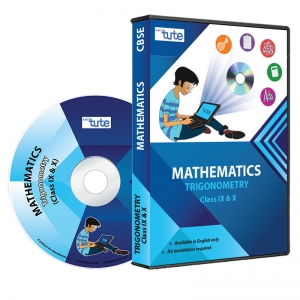 Letstute Trigonometry For Class IX and X (DVD)