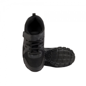 Ivy Shoes Black - Velcro