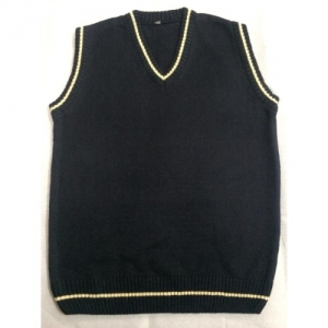 Paras Navy Blue Sweater Half Sleeve