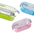 Tedemei Rectangle Shape Air Tight With Inner Spoon And 1 Containers Lunch Box