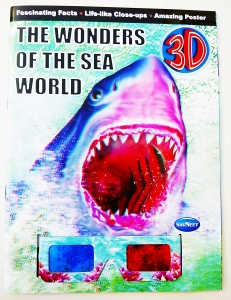 THE WONDERS OF THE SEA WORLD (3D)