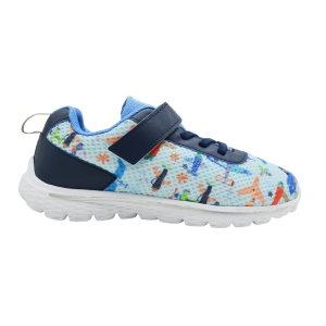 KazarMax Kid's Aeroplane Printed Sports Shoes