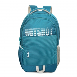 "HOT SHOT "" HERO"" 35 Liters Waterproof School, College, Tution,Casual Trip Tour Backpack for Men & Women Shoulder Bags for Boys & Girls with rain cover"